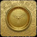 Maya Designer Clock Widget icon