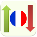 French Stock Market icon
