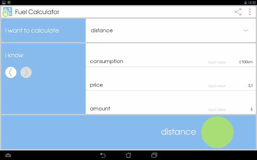 Fuel Calculator  screenshots 5