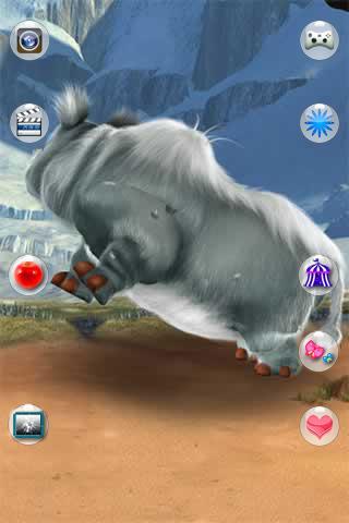 【免費娛樂App】會說話的披毛犀-APP點子