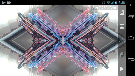Symmetry shot - screenshot thumbnail