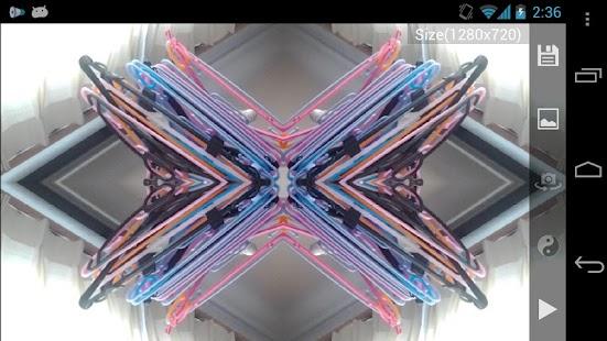 Symmetry shot - screenshot thumbnail