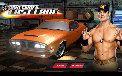 WWE: John Cena's Fast Lane - screenshot thumbnail