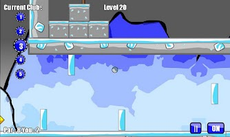Screenshot of Platagolf