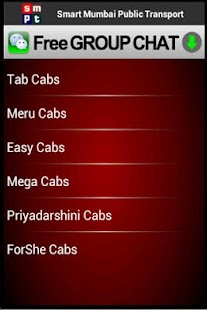 Smart Mumbai Public Transport- screenshot thumbnail