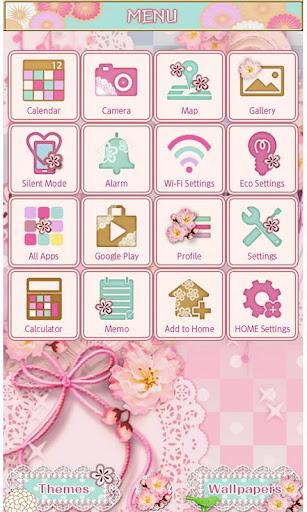 Japanese Lace Wallpaper Theme 1.3 Windows u7528 2