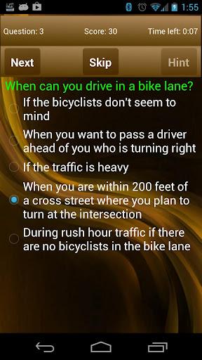 DrivingEdge Car Driver License