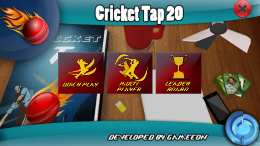 Cricket Tap 20: Book Game 3D