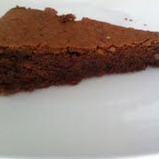 Almond Butter And Chocolate Cake