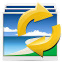 Easy media backup icon
