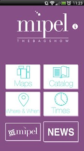 MIPEL The BagShow - Milan- screenshot thumbnail
