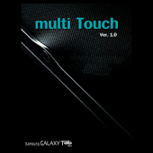Multi Touch Visualizer