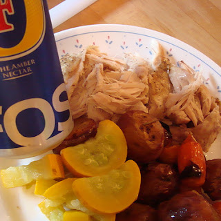 Beer Can Chicken!.