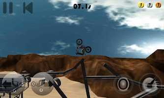 Screenshot of Trials On The Beach Demo
