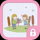 I love you pepero propose icon