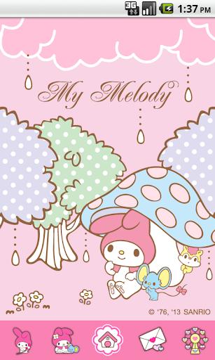 My Melody Love Rain Theme