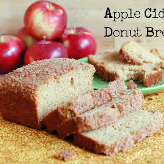 Apple Cider Bread (Cider Donut Bread).