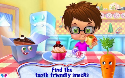 Happy Teeth, Healthy Kids Screenshot