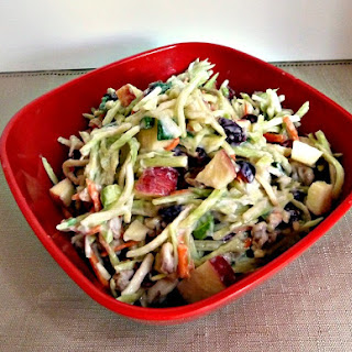 Broccoli Apple Slaw