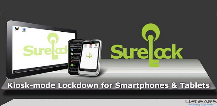 SureLock Kiosk Lockdown apk