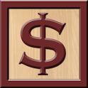Accounting, a Calculator logo