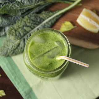 Happy Tummy Detoxifying Green Juice