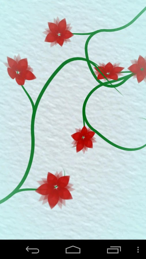 Flowering Vine - screenshot