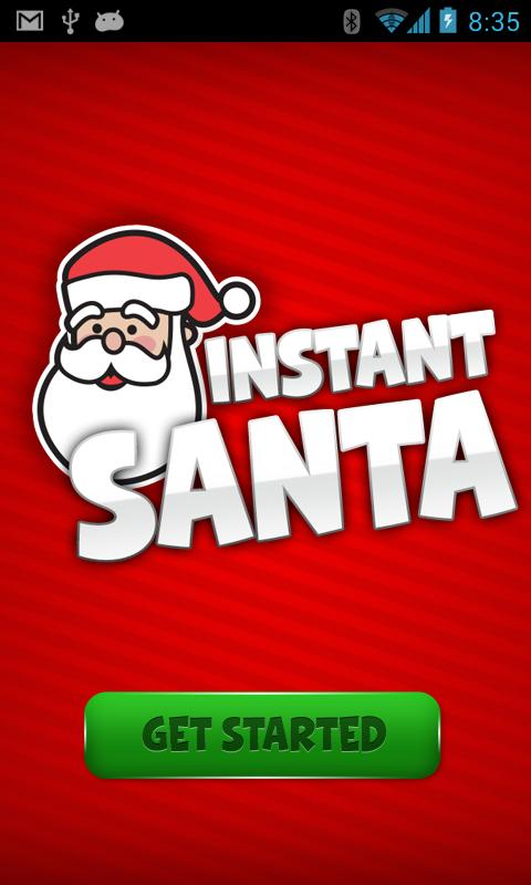 Instant Santa- screenshot