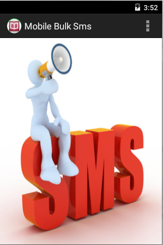 Bulk Sms Application