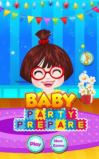 Baby Party Prepare