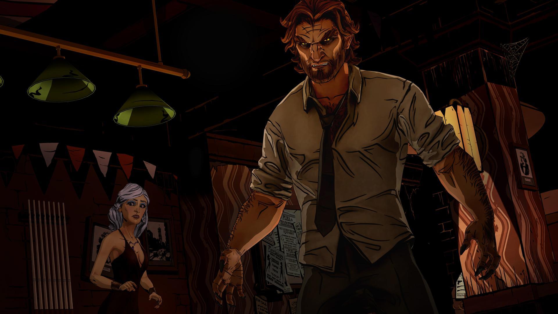 The Wolf Among Us screenshot #16