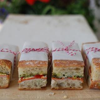 Brick Compressed Sandwich