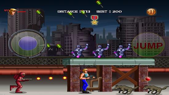 Commando Ops Shooting Game Gun