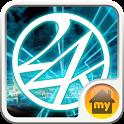 24karats-LASER Theme icon
