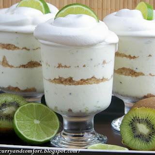 Key-Lime Mini Trifles