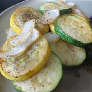 Easy Cajun Grilled Veggies