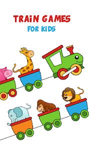 Kids animal ABC train games v1.3