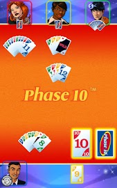Phase 10 - Play Your Friends! Screenshot 9