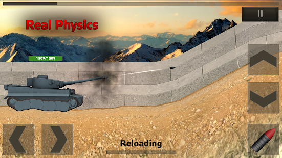 Tanks:Hard Armor Free - screenshot thumbnail