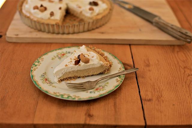 No-Bake Peanut Butter Tart Recipe