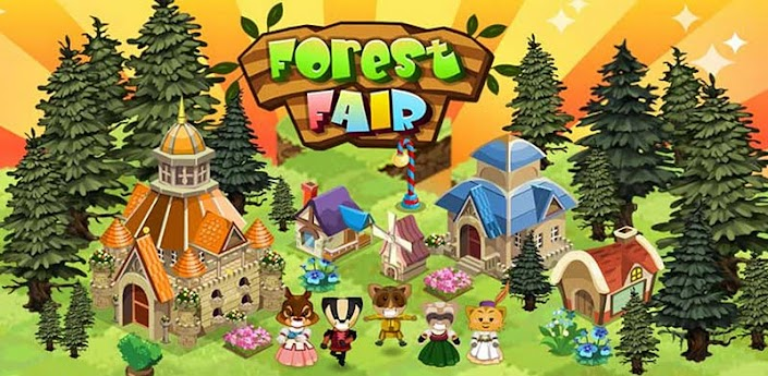 Forest Fair Android Game Apk Free Full Version Download