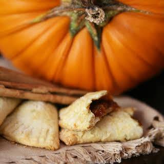Pumpkin Empanadas.
