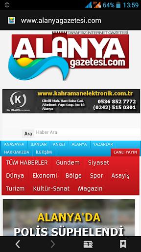 Alanya Gazetesi