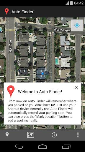 Auto Finder
