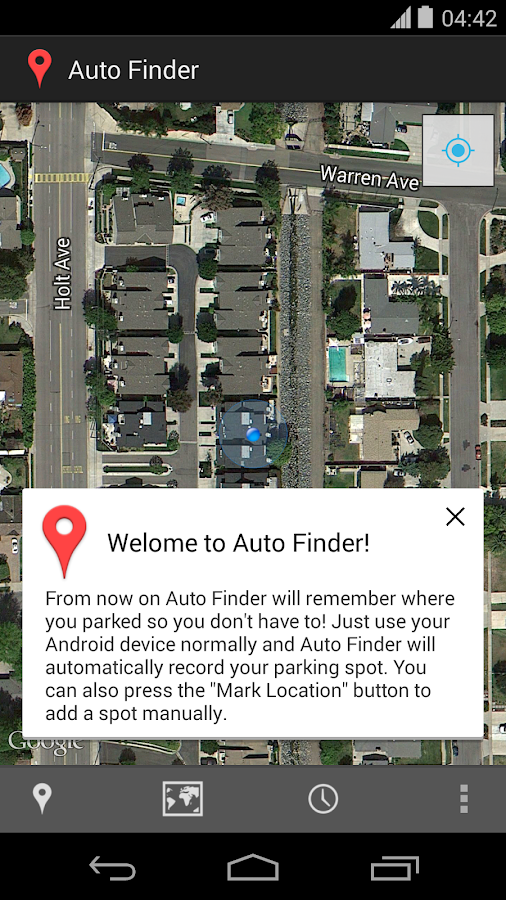 Auto Finder- screenshot