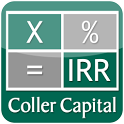 Coller Capital IRR Calculator icon