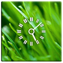 BBC Transparent Clock 2x2 icon