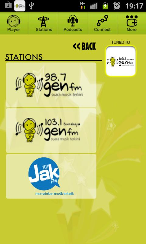 1031 Gen fm- screenshot