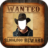 Most Wanted Photo Montage