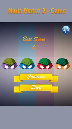 Ninja Match 2+ Game